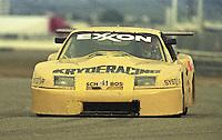 The #57 Nissan 240 SX of Frank Del Vecchio, Manfred Jurasz, Guy Kuster, Christian Heinkele, and Reed Kryder races to a 38th place finish in the 24 Hours of Daytona, IMSA race, Daytona International Speedway, Daytona Beach , FL, February 4, 1996.  (Photo by Brian Cleary/www.bcpix.com)