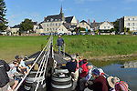Tourisme fluvial en Anjou