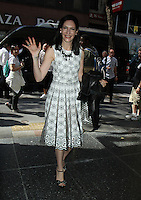 NEW YORK, NY-June 20: Jill Kargman  at Today Show  to talk about her series Odd Mon Out  in New York. NY June 20, 2016. Credit:RW/MediaPunch