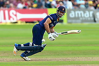 Ryan ten Doeschate in batting action for Essex during Gloucestershire vs Essex Eagles, NatWest T20 Blast Cricket at The Brightside Ground on 13th August 2017