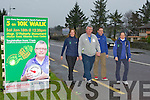 Operation Transformation star Paudie O'Mahony who is inviting everyone to the Kerry Recreation and Sports Partnership walk in Killarney on Saturday with l-r: Linda O'Shea, Paudie O'Mahony, Eoin Murphy and Cora Carrigg