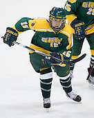 Carly Mercer (Clarkson - 15) - The Northeastern University Huskies defeated the visiting Clarkson University Golden Knights 5-2 on Thursday, January 5, 2012, at Matthews Arena in Boston, Massachusetts.