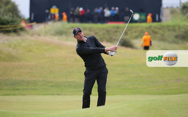 Shaun Norris (RSA) during Thursday's Round One at The 146th Open played at Royal Birkdale, Southport, England.  20/07/2017. Picture: David Lloyd | Golffile.<br /> <br /> Images must display mandatory copyright credit - (Copyright: David Lloyd | Golffile).