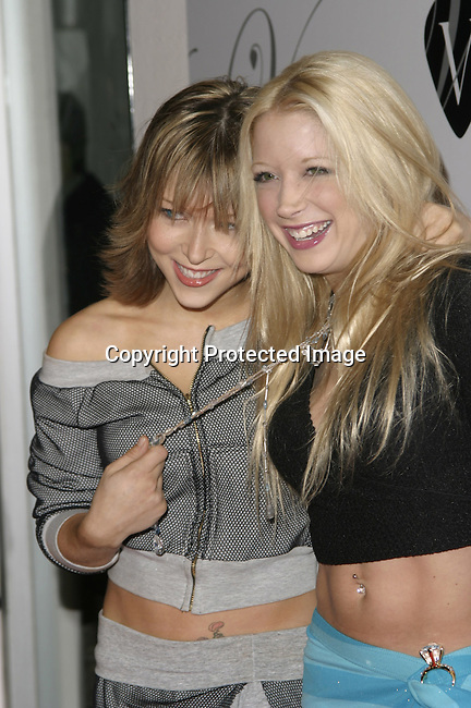 Ashley Peldon and Courtney Peldon<br />