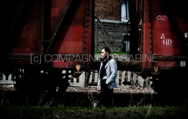Former Belgian footballer Johan Walem (Belgium, 18/04/2013)