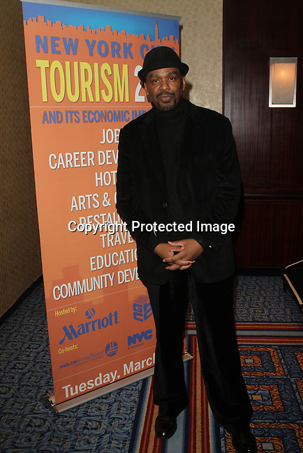 WBLS's Imhotep Gary Byrd Attends The Greater Harlem Chamber of Commerce and its media partners WBLS-FM and New York Amsterdam News presents: New York City Tourism 2013, Hosted by NYC & CO, Marriott, Harlem Arts Alliance and I LOVE NY Held at the Marriott Marquis Hotel, NY