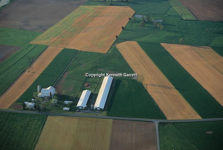 Fauquier County; Virginia: Farmland, scenic