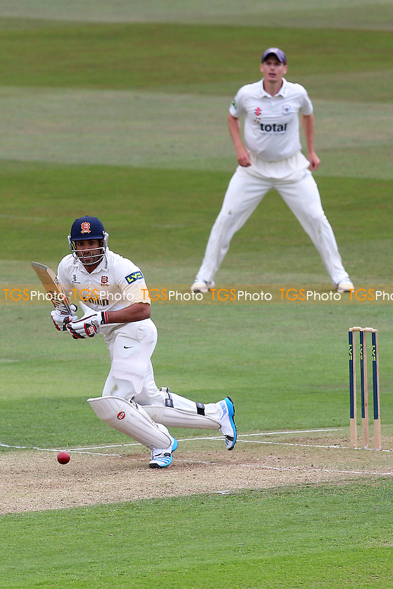 Ravi Bopara in batting action for Essex - Essex CCC vs Gloucestershire CCC - LV County Championship Division Two Cricket at the Ford County Ground, Chelmsford - 30/06/14 - MANDATORY CREDIT: Gavin Ellis/TGSPHOTO - Self billing applies where appropriate - contact@tgsphoto.co.uk - NO UNPAID USE