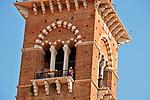 Lamberti Tower in Piazza Erbe