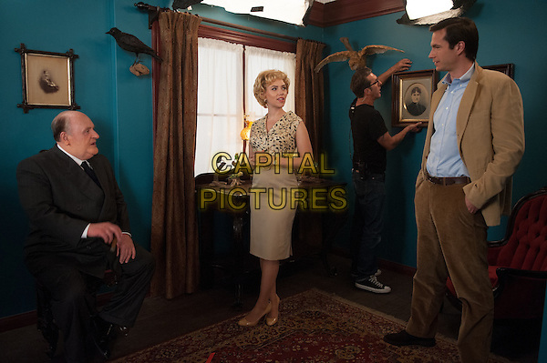Anthony Hopkins, Scarlett Johansson & James D'Arcy .in Hitchcock (2012) .*Filmstill - Editorial Use Only*.CAP/NFS.Supplied by Capital Pictures.