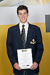 Swimming Boys Winner - Kurt Bassett. ASB College Sport Young Sportsperson of the Year Awards 2006, held at Eden Park on Thursday 16th of November 2006.<br />