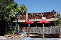 CARMEL - APR 29: Carmel Valley Running Iron restaurant in Carmel, California on April 29, 2011.