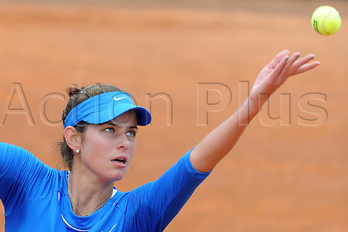16.05.2012. Rome, Italy.   Juliet Goerges of Germany Italian Open Tennis Championship by BNP Paribas.