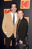 LOS ANGELES - FEB 15:  Carter Oosterhouse, Amy Smart at the 3rd Annual Kodak Film Awards at the Hudson Loft on February 15, 2019 in Los Angeles, CA
