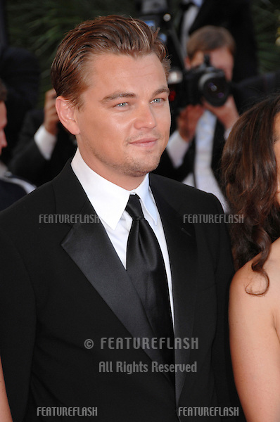 "Leonardo DiCaprio at screening for ""No Country for Old Men"" at the 60th Annual International Film Festival de Cannes. .May 19, 2007  Cannes, France..© 2007 Paul Smith / Featureflash"