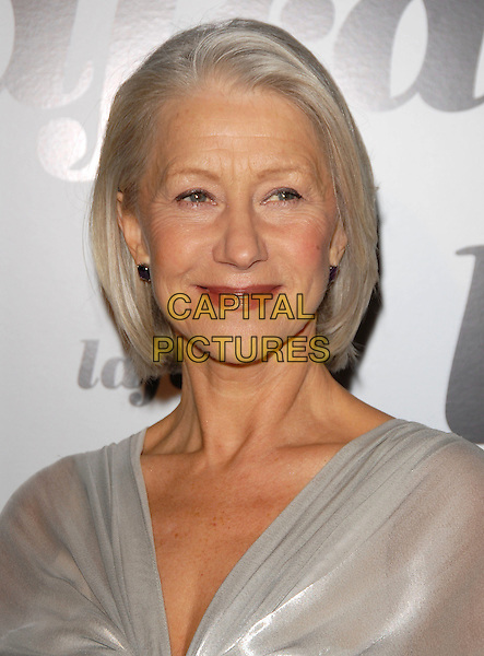 HELEN MIRREN.attends The 32nd Annual Los Angeles Film Critics Association Awards (LAFCA) held at The InterContinental Los Angeles in Century City, California, USA, .January 14 th 2007..portrait headshot pale grey silver dress dame.CAP/DVS.©Debbie VanStory/Capital Pictures