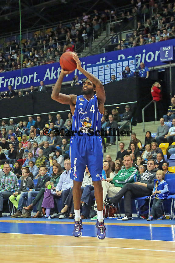 Neuzugang Ramon Galloway (Skyliners) - Fraport Skyliners vs. Telekom Baskets Bonn, Fraport Arena Frankfurt