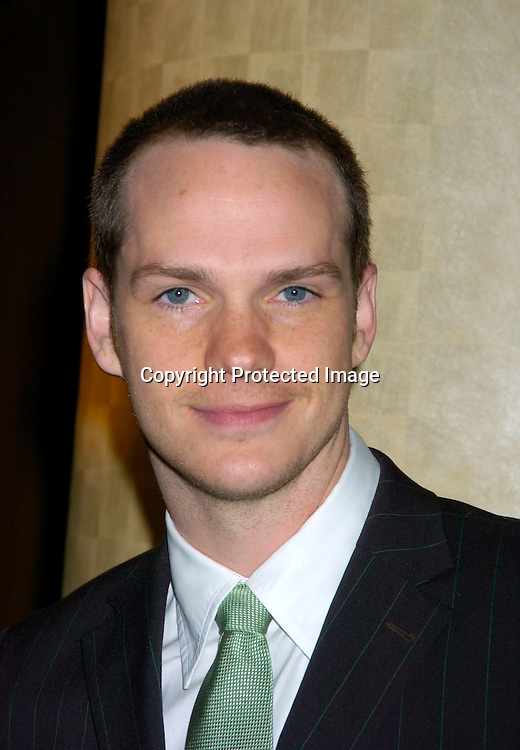 Peter Paige of Queer As Folk ..at the Cable Positive benefit of March 30, 2004 at the ..Marriott Marquis Hotel...Photo by Robin Platzer, Twin Images....
