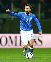 Fussball International  Freundschaftsspiel   14.11.2012 Italien - Frankreich Andrea Pirlo (Italien)