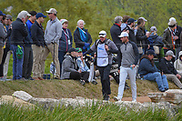 Lucas Bjerregaard (DEN) makes his way around the lake o 11 during day 5 of the WGC Dell Match Play, at the Austin Country Club, Austin, Texas, USA. 3/31/2019.<br /> Picture: Golffile | Ken Murray<br /> <br /> <br /> All photo usage must carry mandatory copyright credit (&copy; Golffile | Ken Murray)
