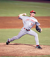 Tony Amezcua - 2010 AZL Reds.Photo by:  Bill Mitchell/Four Seam Images..