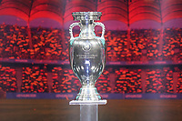 EM-Pokal - 30.11.2019: UEFA EURO2020 Auslosung, Romexpo Bukarest, DISCLAIMER: UEFA regulations prohibit any use of photographs as image sequences and/or quasi-video.