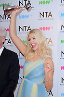 Holly Willoughby at the National Television Awards 2018 at the O2 Arena, Greenwich, London, UK. <br /> 23 January  2018<br /> Picture: Steve Vas/Featureflash/SilverHub 0208 004 5359 sales@silverhubmedia.com