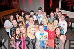 TWENTY 1: Stephen Lee, Shanakil, Tralee (front centre) had a blast celebrating his 21st birthday in The Deacon, Castle St, Tralee last Saturday night with many friends and family.