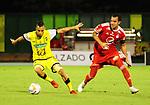 Alianza Petrolera igualó 2-2 ante América. Fecha 7 Liga Águila II-2018.
