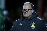 Leeds United Manager, Marcelo Bielsa during Brentford vs Leeds United, Sky Bet EFL Championship Football at Griffin Park on 11th February 2020