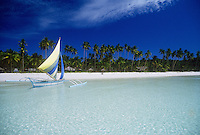 Tropical Paradise Boracay island, Philippines