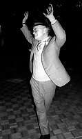 1978 <br /> New York City<br /> Truman Capote at Studio 54<br /> Credit: Adam Scull-PHOTOlink/MediaPunch