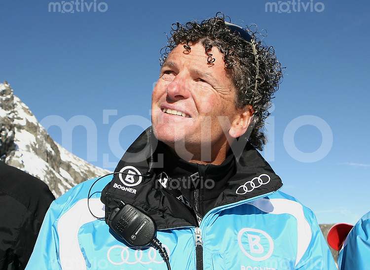 Ski Alpin; Saison 2005/2006 Riesenslalom Soelden Damen DSV Damen Technik Trainer Matthias Berthold (AUT)