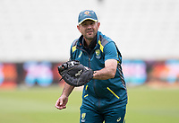 Ricky Ponting during a Training Session at Edgbaston Stadium on 10th July 2019