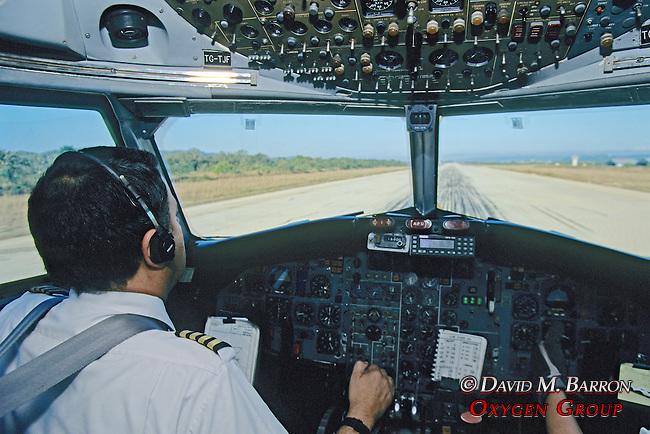 Pilots Taking Off