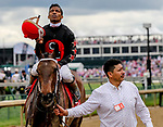 May 3, 2019 : Scenes from an undercard race on Kentucky Oaks Day at Churchill Downs on May 3, 2019 in Louisville, Kentucky. Dan Heary/Eclipse Sportswire/CSM