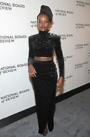 NEW YORK, NY - JANUARY 09: Lupita Nyong'o attends the 2018 National Board Of Review Awards Gala at Cipriani 42nd Street on January 9, 2018 in New York City.  <br /> CAP/MPI/JP<br /> &copy;JP/MPI/Capital Pictures