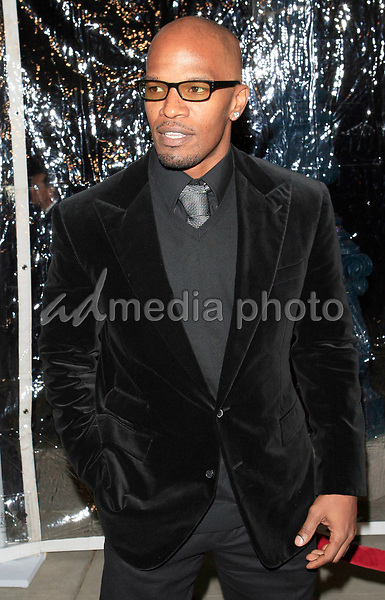 "06 December, 2007 - Beverly Hills, California - Jamie Foxx. ""Atonement"" Los Angeles Premiere held at the Academy Theatre. Photo Credit: Russ Elliot/AdMedia"