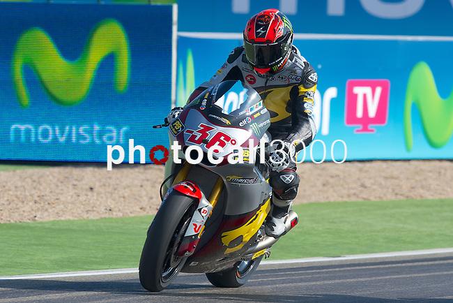 Gran Premio Movistar de Aragón<br /> during the moto world championship in Motorland Circuit, Aragón<br /> mika kallio<br /> PHOTOCALL3000