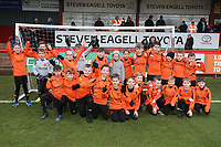Matchday package during Stevenage vs Reading, Emirates FA Cup Football at the Lamex Stadium on 6th January 2018