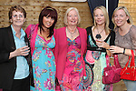 Lillian Newman, Sabrina Moore, Mary Kirwan, Elaine Farrell and Karen O'Boyle at the opening of Fabulous Salon...Photo NEWSFILE/Jenny Matthews.(Photo credit should read Jenny Matthews/NEWSFILE)....This Picture has been sent you under the condtions enclosed by:.Newsfile Ltd..The Studio,.Millmount Abbey,.Drogheda,.Co Meath..Ireland..Tel: +353(0)41-9871240.Fax: +353(0)41-9871260.GSM: +353(0)86-2500958.email: pictures@newsfile.ie.www.newsfile.ie.FTP: 193.120.102.198.