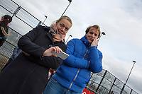 09-02-14, Netherlands,Rotterdam,Ahoy, ABNAMROWTT, Opening Playground <br /> Photo:Tennisimages/Henk Koster