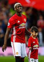 Paul Pogba Manchester United<br /> Manchester 19-08-2016<br /> Premier League,<br /> Manchester United - Southampton <br /> Foto Jason Cairnduff/Panoramic/Insidefoto