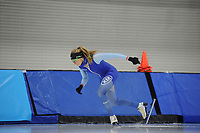 SPEEDSKATING: SALT LAKE CITY: 07-12-2017, Utah Olympic Oval, training ISU World Cup, Hege Bøkko (NOR), ©photo Martin de Jong