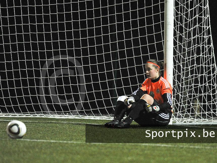 RSC Anderlecht - Standard Femina : Diede Lemey.foto DAVID CATRY / Vrouwenteam.be