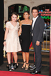HOLLYWOOD, CA- SEPTEMBER 15: Director/producer Shawn Levy (R) and family arrive at the 'This Is Where I Leave You' - Los Angeles Premiere at TCL Chinese Theatre on September 15, 2014 in Hollywood, California.