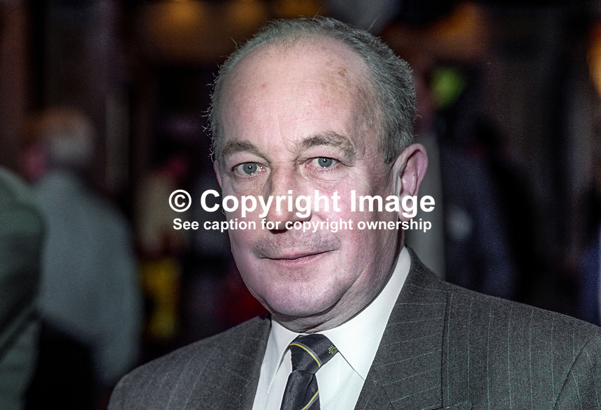 Terry Patchett, MP, Labour Party, UK, October, 1994, 199410015<br />