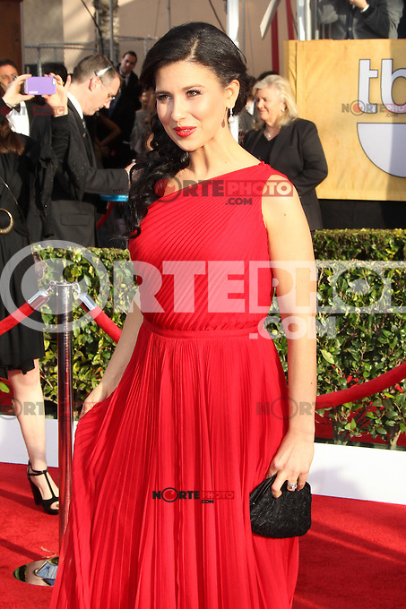 LOS ANGELES, CA - JANUARY 27:  at The 19th Annual Screen Actors Guild Awards at the Los Angeles Shrine Exposition Center in Los Angeles, California. January 27, 2013. Credit: MediaPunch Inc.