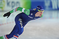 SPEED SKATING: STAVANGER: Sørmarka Arena, 31-01-2016, ISU World Cup, 1000m Men Division A, Gerben Jorritsma (NED), ©photo Martin de Jong