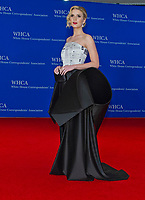 Actress and White House press assistant Caroline Sunshine arrives for the 2018 White House Correspondents Association Annual Dinner at the Washington Hilton Hotel on Saturday, April 28, 2018.<br /> Credit: Ron Sachs / CNP / MediaPunch<br /> <br /> (RESTRICTION: NO New York or New Jersey Newspapers or newspapers within a 75 mile radius of New York City)
